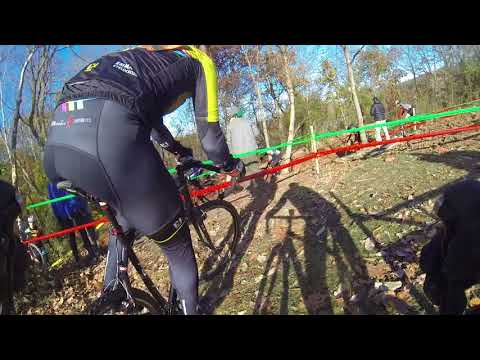 9th place sly fox brewing company cyclocross race 2017 cat 45 9th place