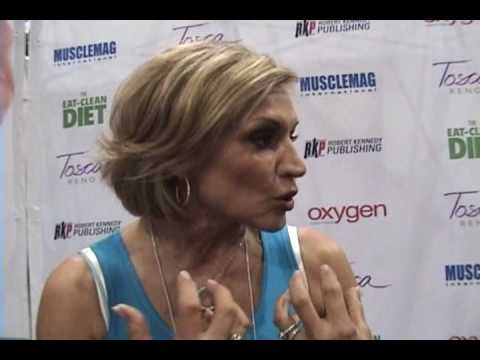 Tosca Reno interview: 3 simple tips for clean eating