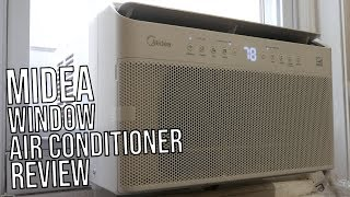 Midea - U-shaped Window Air Conditioner, AC Reinvented!
