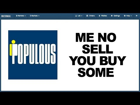 Populous - Why I'm NOT Selling & Why YOU Should Buy