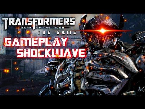 Transformers : Dark of the Moon  Gameplay Multiplayer Shockwave