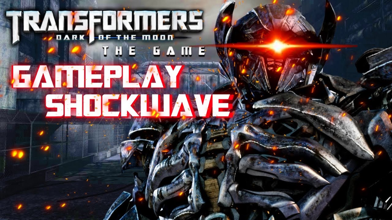 Transformers : Dark of the Moon Gameplay Multiplayer ...