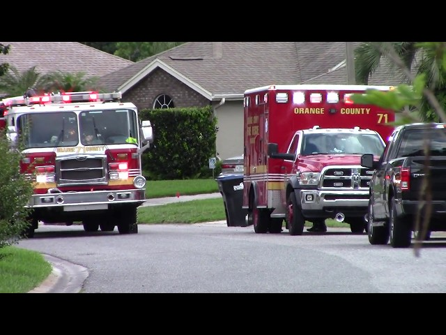 Quanh Nhà ở Mỹ MVI 1008: Cay VAI nhieu trai, Xe Cuu Hoa Cuu Thuong (Lychee, Fire Truck, Ambulance)