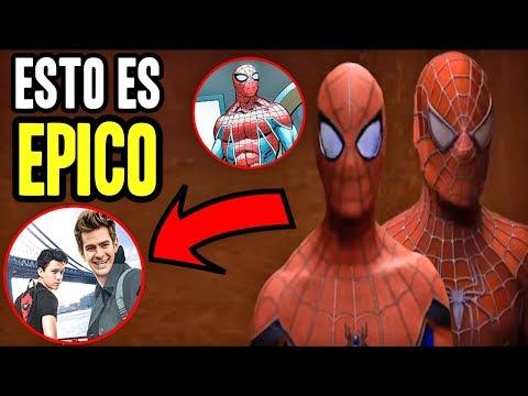 ¡ESTO TIENE QUE PASAR! el trailer de Spider verse más brutal, reacción al fan trailer y teorías