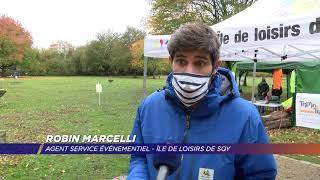 Yvelines | Découverte du Disc golf à L'Île de loisirs de SQY