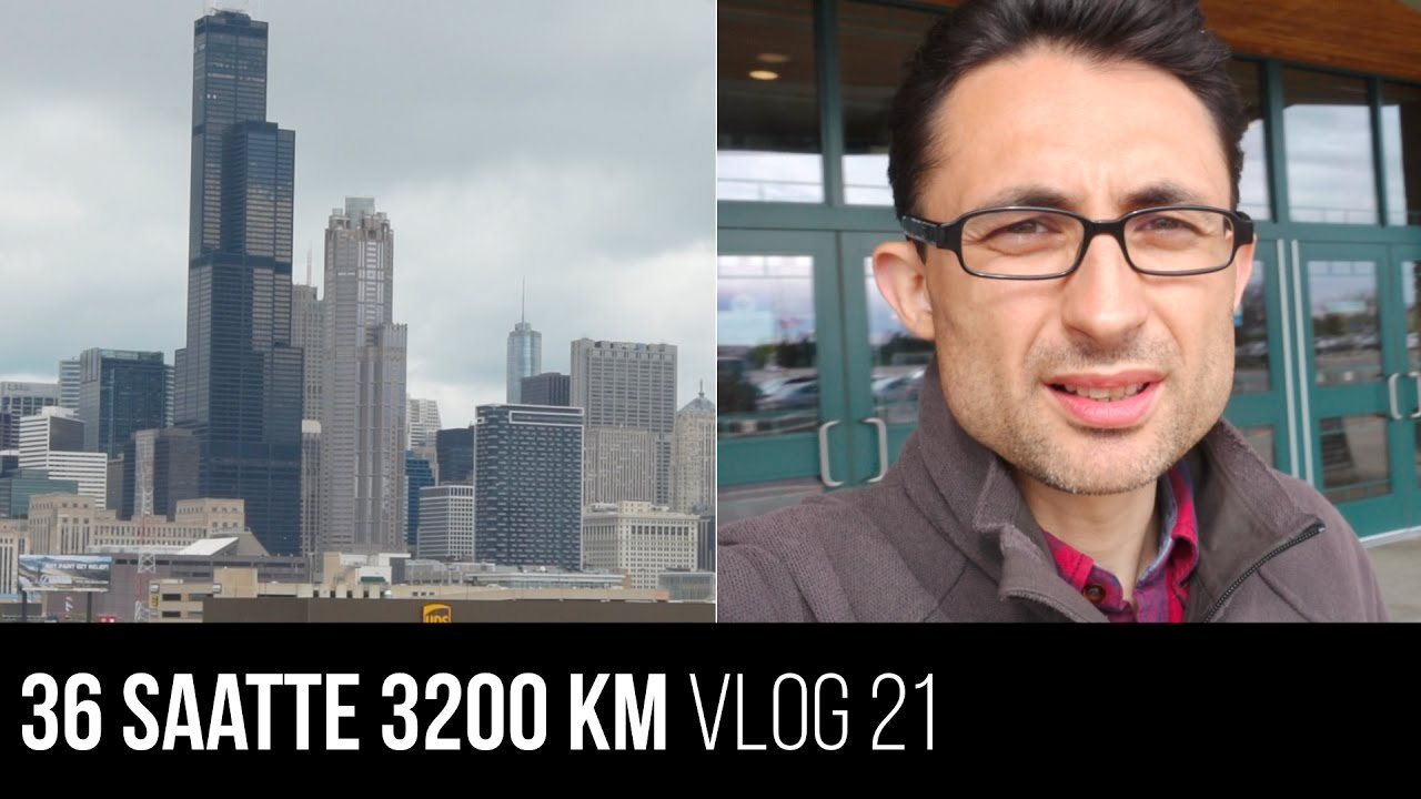 36 saatte 3200km - VLOG 21