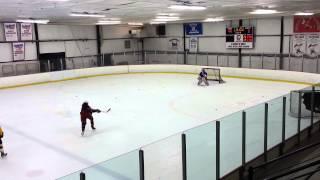 Strides Hockey Training. Keith Yandle One Timer