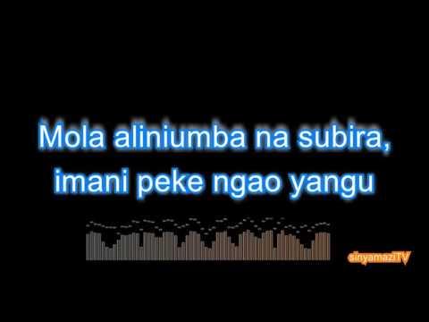 HARMONIZE - MATATIZO lyrics