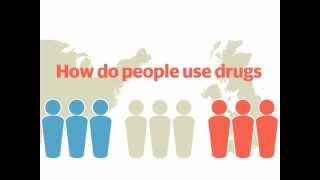 Drug use: 20 things you might not know   Guardian Animations