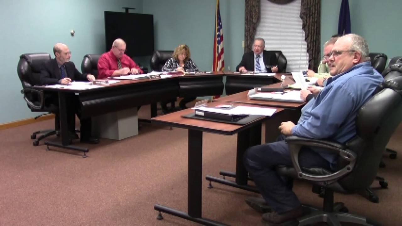 Champlain Town Board Meeting  1-10-17
