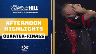Quarter-Final Highlights | Afternoon Session | 2019/20 World Championship