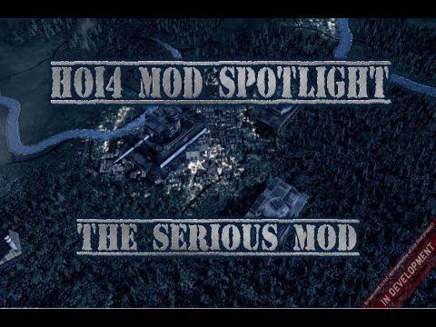 HOI4 - Mod Spotlight - The Serious Mod - 100% Re-Enforcement Rate