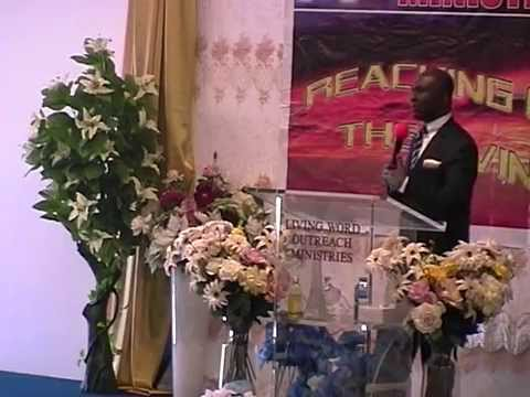 Faith Development Part 3 (Know your God). Pastor G. K Ofosu. Living Word Outreach Ministries