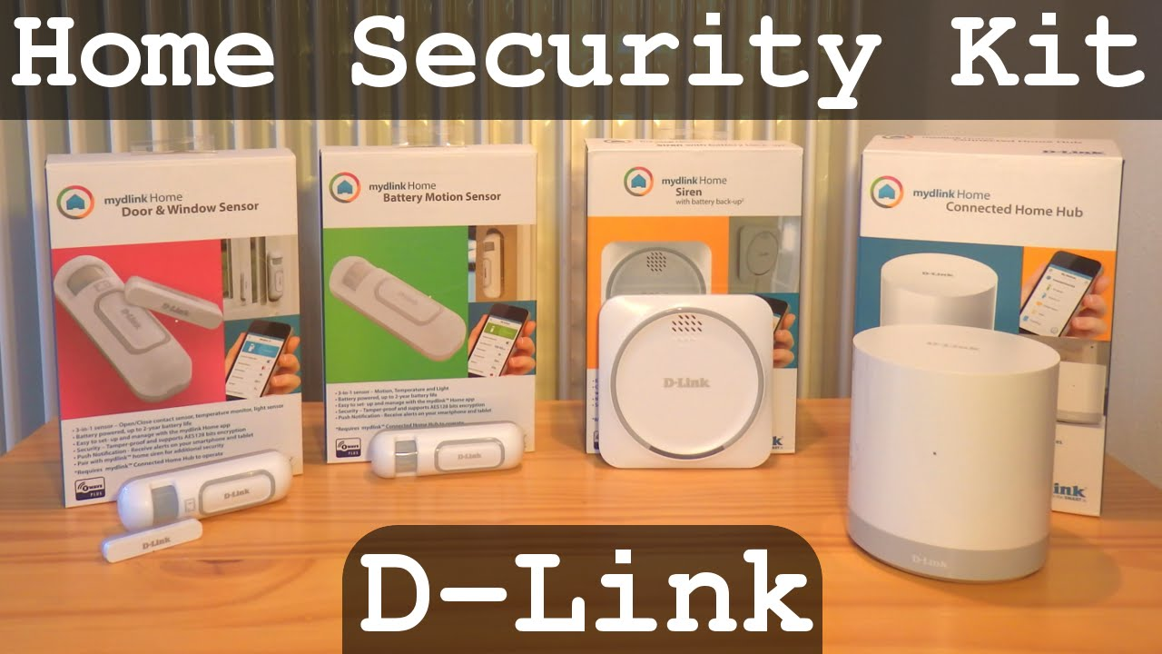 D-Link DCH-G020 Connected Home Hub Descargar Controlador
