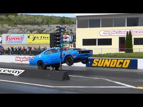Pro ELIMS #1 PT1 Maple Grove 4 23 17 Sunoco Race Fuels ET Series No 1