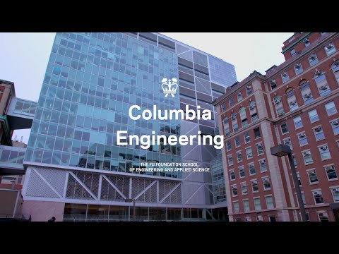 Days on Campus | Part One: Student Life, Research, and Education at Columbia Engineering