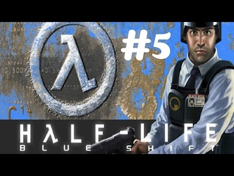 """Half Life: Blue Shift"" walkthrough (Hard difficulty + Subtitles) Chapter 4: Captive Freight"