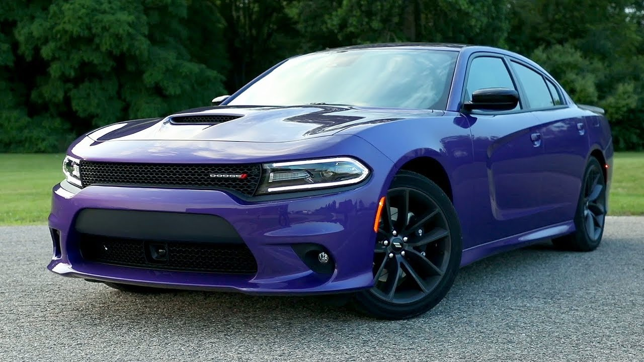 2019 Dodge Charger GT - YouTube