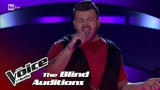 "Antonio Marino ""Who's Lovin' You"" - Blind Auditions #2 - The Voice of Italy 2018"
