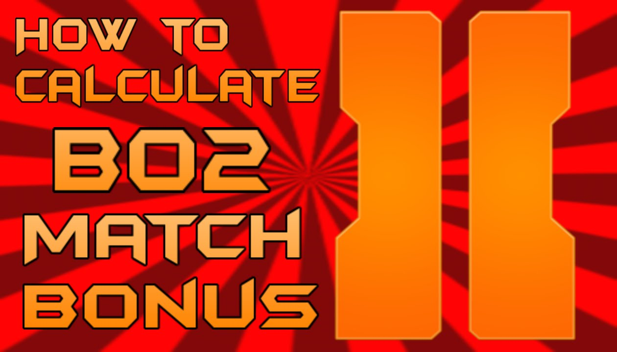 Bo2 Match Bonus Calculator