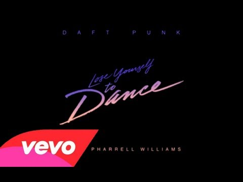 Daft Punk  Lose Yourself to Dance feat Pharrell Williams Audio
