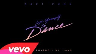 Daft Punk - Lose Yourself to Dance feat Pharrell Williams (Audio)