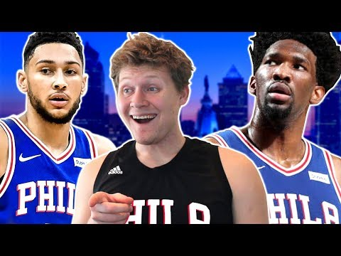 CAN I COMPLETE THE PROCESS? PHILADELPHIA 76ers REBUILD | NBA 2K18 MyGM