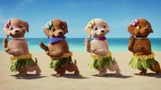 Barbie и сестры в поисках щенков - Трейлер
