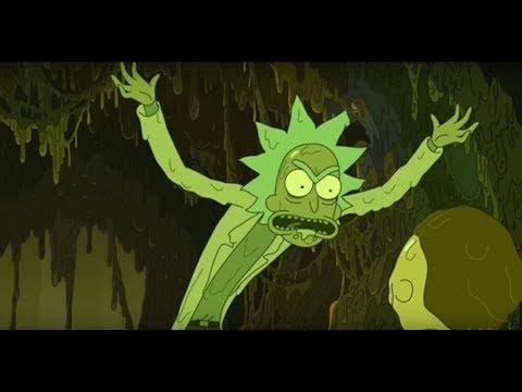 All Toxic Rick Scenes