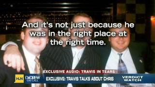 Travis Alexander Talks About Chris Hughes