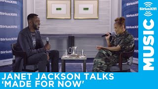 Janet Jackson talks about her new song
