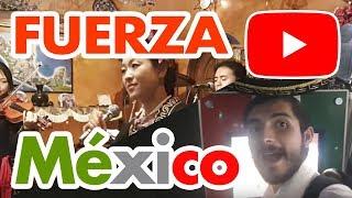 #Fuerzamexico desde japon cielito lindo con mariachi japones