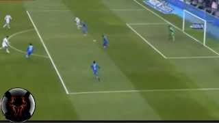 Benzema amazing skills vs getafe, amazing assist + butraegano goal.