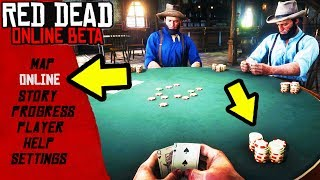 Welcome to online poker & money gambling in red dead online! new upcoming updates possible dlcs rdr2?! my socials: ►follow twitter https://twitter.co...