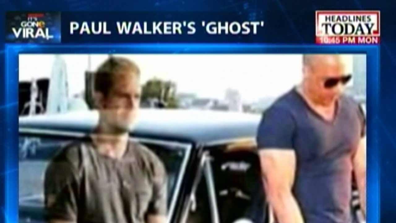 Paul Walker Ghost Sighting