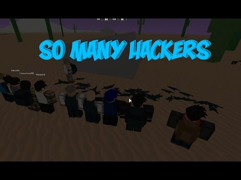 SO MANY HACKERS IN APOCALYPSE RISING!