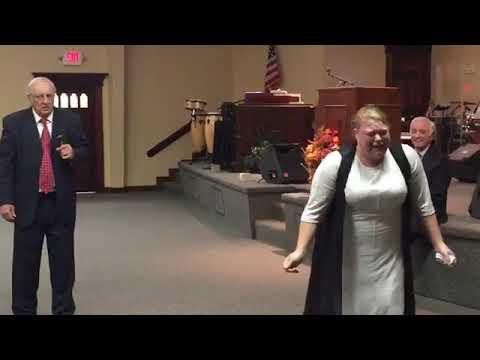 Evangelist Freddy Clark Savanna, GA. 31419 .  Pastor David Hodge