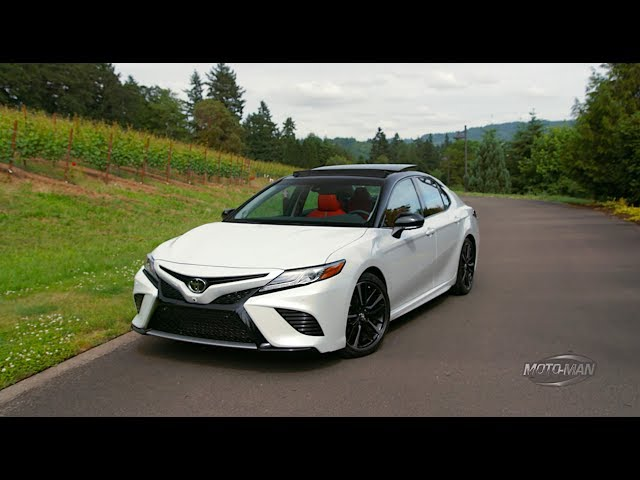 2018 Toyota Camry First Drive Review 2 Of 3