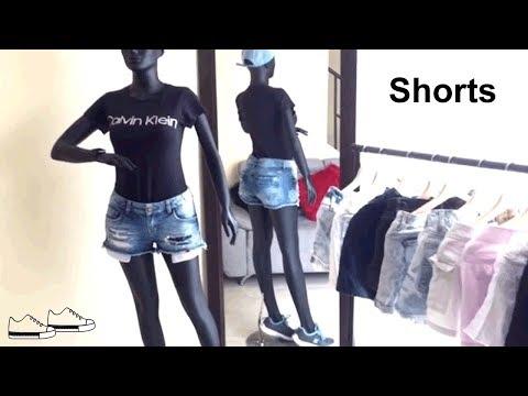 Shorts Denim Jeans Verano Fashion 💙