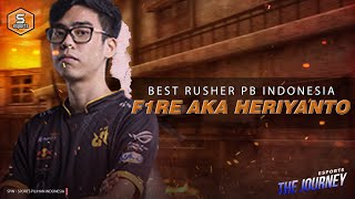 HERRY F1RE Highlights POINT BLANK - RUSHER TERBAIK DI INDONESIA!! | SPIN Esports