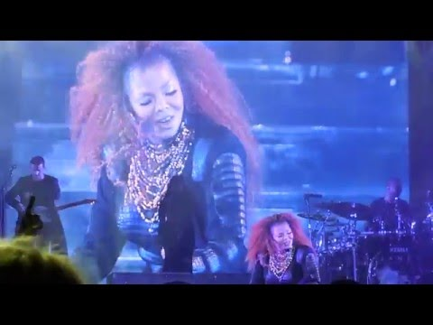 Janet Jackson Unbreakable Tour
