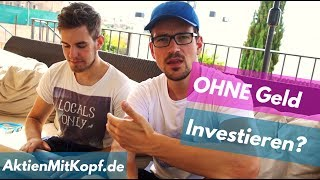Investieren OHNE Geld? Wie der 24-Jährige Hendrik Gewinnbeteiligungen aushandelt #PAF