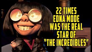 22 Times Edna Mode Was The Real Star Of