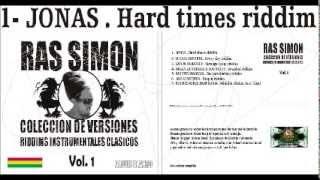 "RAS SIMON  "" JONAS "" (nadie escapa) -dub plate- .Freedom Sounds"
