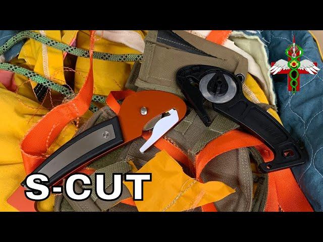S-Cut Emergency Cutting Tool