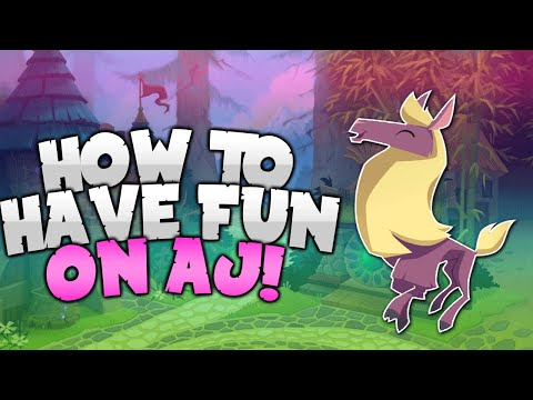 HOW TO HAVE FUN ON ANIMAL JAM!