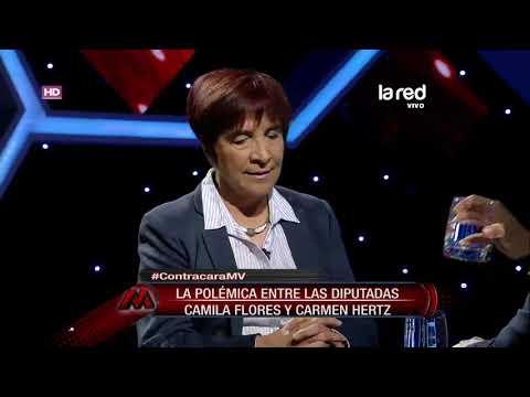 Video Asi Reacciono Carmen Hertz Cuando Le Mostraron En Vivo Las