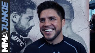 Henry Cejudo: UFC Mexico full guest fighter media scrum