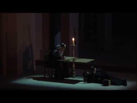 "Scene of Pimen ""Keliya"" (M. Musorgsky ""Boris Godunov"")"