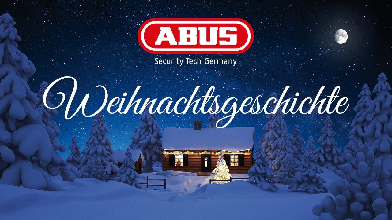 ABUS Weihnachtsgeschichte: Schafft es der Weihnachtsmann, die ...
